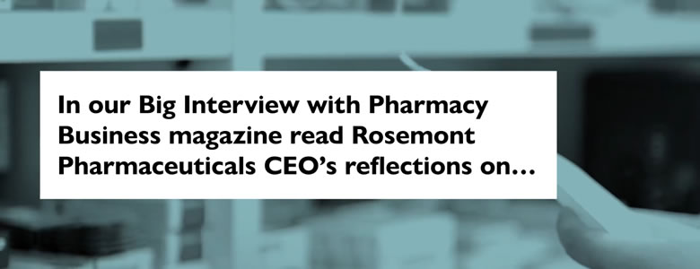 Read our CEO's, Howard Taylor, recent Big Interview with Pharmacy Business discussing community pharmacy, Covid-19 and the future of liquid medicines